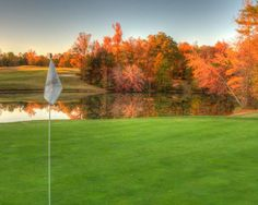 Just an hour outside of Atlanta is Cherokee Run Golf Club in Conyers, designed by golf legene Arnold Palmer.