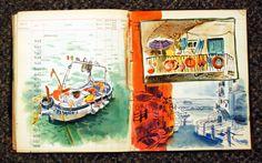 Gypsy Living Traveling In Style | Serafini Amelia| Wanderlust-Gypsy Travel Journal