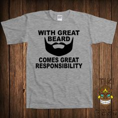 Ambitious Beard Tee | 31 Holiday Gift Ideas For The Lumbersexual In Your Life