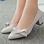 Calçados Femininos Courino Salto Agulha Bico Fino... – BRL R$ 76,16