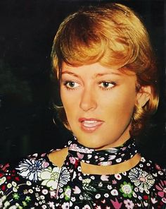 Princess Paola of Liege, later Queen of Belgium in late 60s/early 70s.