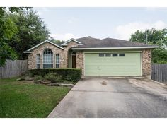 103 Debora Ct, Georgetown TX 78628 -Charming 3 BR 2 bath on a Cup-de- Sac! Relax on the covered patio in the large, treed backyard. This home is beautifully maintained and features wood flooring, new carpet and new A/C just installed. Great floorpan and convenient location. This home perfect for starter home or downsizing. Don't miss this gem! Call/text now for a showing! 541-419-7703 triciashirk1@gmail.com