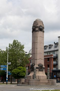 """Het Quack monument in Nijmegen wordt ook wel """" De Fallus van Quack"""" genoemd! Amsterdam, Old City, Netherlands, Building, Travel, Gem, Beauty, Xmas, Holland"""