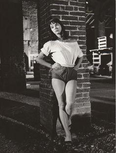 Elsa Martinelli in LA RISAIA (Raffaello Matarazzo 1956)