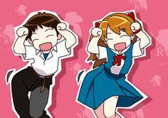 anime dance tv show manga anime girl Neon Genesis Evangelion, Gif Animé, Animated Gif, Manga Anime, Anime Art, Rei Ayanami, Comic Drawing, Jolie Photo, Wild West