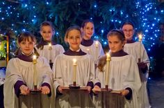 Durham Cathedral Choristers