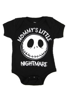 The Nightmare Before Christmas Mommy's Little Nightmare Infant One-Piece | Hot Topic