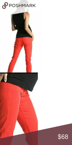 Maternity Skinny Jeans Skinnies L NWT NEW Colored Boutique | The o ...