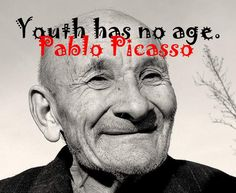 Pablo Picasso Picture Quote