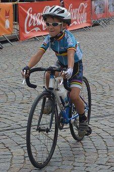 Cycling, Boy, Child, Girl, Bicycle