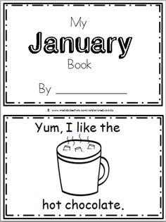 Free January Book For Kindergarten