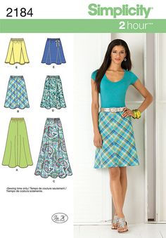 "misses' bias skirt in two lengths and gored skirt in three lengths sewing pattern.<br/><br/><img src=""skins/skin_1/images/icon-printer.gif"" alt=""printable pattern"" /> <a href=""#"" onclick=""toggle_visibility('foo');"">printable pattern terms of sale</a><div id=""foo"" style=""display:none;"">digital patterns are tiled and labeled so you can print and assemble in the comfort of your home. plus, digital patterns incur no shipping costs! upon purchasing a digital pattern, you will receive an email…"