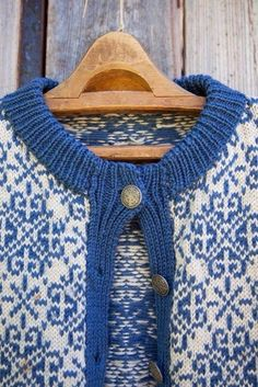 Fair Isle Knitting, Hand Knitting, Knit Cardigan, Free Pattern, Knitwear, Knitting Patterns, Fashion Outfits, Vest, My Style