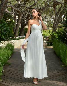 La #robe de #mariée de #grossesse #Seraphine est parfaite pour être la plus belle à son #mariage même #enceinte: http://www.seraphine.fr/robe-grecque-de-mariee.html  inspiration mariage