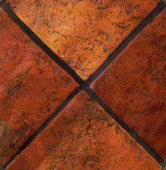 Natural terra cotta Saltillo Mexican floor tile · Terra Cotta Saltillo Mexican floor paver ...