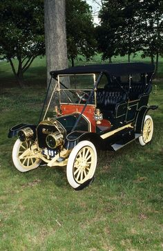 1910 Babcock Model 30 Touring Car