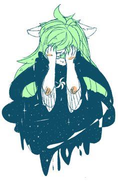 """royallie: """" Space Tears """""""