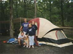 Rocky Gap State Park...With the  OPERATION: CAMPOUT! Program, we can lend you gear free of charge (includes a tent, chairs, stove, lantern and more).