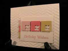 Triple Play - Stamp Class 7/14 by susie nelson - Cards and Paper Crafts at Splitcoaststampers