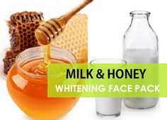 Milk and Honey Whitening Face Pack for all skin type