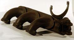 Exposição de esculturas da artista Cleusa Salomão (1937-1983) no Museu Municipal de Arte – Portão Cultural. Foto: Divulgação.