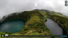 Flores and Corvo, Azores, Portugal | Time Lapse