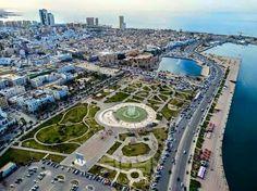 طرابلس ليبيا Tripoli Libya Mediterranean Sea, Old City, North Africa, Diabetic Recipes, Homeland, Amazing Places, Places To Go, Tasty, Countries