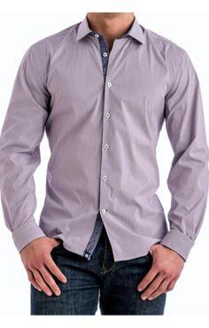 Stone colored dress shirt
