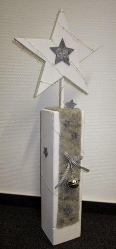 Brittas Kreativstübchen: Holzdeko