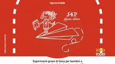 """Roma - """"GIOCHI DI SCIENZA"""" - Laboratorio di esperimenti green…"""