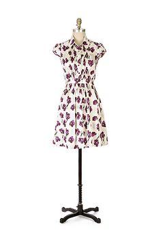 Viola Season Dress #anthropologie