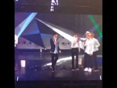 [FANCAM FULL] 140823 EXO Kai and Baekhyun - Ice Bucket Challenge | The Lost Planet in Singapore