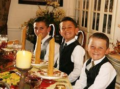 Every Christmas, the Johnson brothers tried their best not to snicker at Grandma Pearl's Peter Bread.
