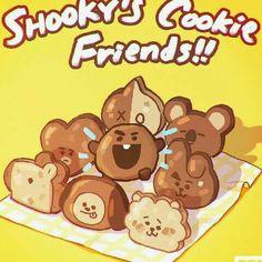 #Shooky's dayyy