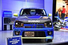 Suzuki Alto Works GP Suzuki Alto, Suzuki Cars, Kei Car, Automobile, Motorcycles, Car, Motor Car, Autos, Motorcycle