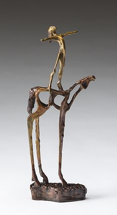 Shop a stunning variety of metal sculpture in steel, bronze, copper, and other metals. Transformed by artists to create pieces that add beauty to your home. Horse Sculpture, Abstract Sculpture, Metal Sculptures, Freedom Sculpture, Sculpture Rodin, Equine Art, Horse Art, Metal Art, Metal Clay