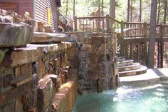 The Nest - Beavers Bend Getaways, Cabin Rentals in Broken Bow, Oklahoma