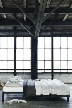 Warehouse Bedroom