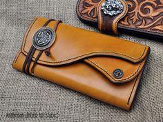 Ladies long wallet by KazakhshaStyle on Etsy