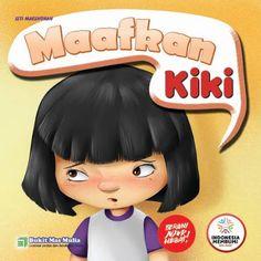 Buku Cerita PAUD - Maafkan Kiki