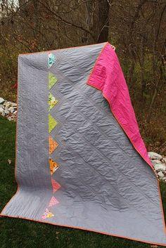 modern quilt guild winner by elaine