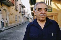 Muerte de Gabriel García Márquez: 'Gabo', en imágenes (FOTOS)García Márquez en la ciudad colombiana de Cartagena el 20 de febrero de 1991.