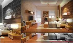 30 Modern Bedroom Design Idea For 2014