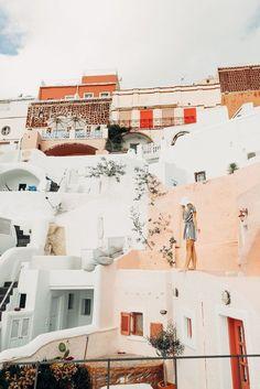 Weekend in Santorini. http://AspynOvard.com