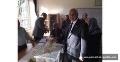Mehmet Erdoğan Oy'unu Kullandı
