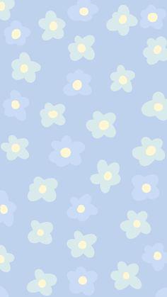 Macbook Wallpaper, Flower Phone Wallpaper, Diy Wallpaper, Cute Patterns Wallpaper, Aesthetic Pastel Wallpaper, Kawaii Wallpaper, Tumblr Wallpaper, Print Wallpaper, Wallpaper Iphone Cute