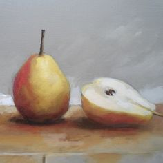 Acrylics instructional video lesson: Still Life Pear in Acrylics by Will Kemp at ArtTutor. Acrylic Painting Techniques, Painting Lessons, Art Lessons, Painting Videos, Art Techniques, Acrylic Painting Tutorials, Acrylic Art, Acrylic Paintings, Watercolour Painting