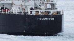 USCG Cutter Hollyhock Involved In Sunday Morning Crash