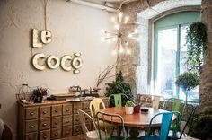 Le Coco _ Calle Barbieri 15
