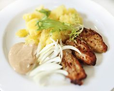 Denné menu Vranov | Bravčové čevapčiči s horčicou a cibuľou, varené zemiaky - reštaurácia Hotel Patriot*** #hotel #restauracia #dennemenu
